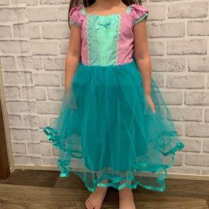 Little Mermaid Ariel Dress
